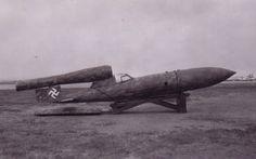 FZG 76 Piloted V-1 rocket.