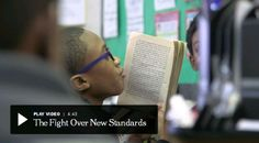 Will this 9-year-old rise up to the challenge of Common Core? Read his thoughts here.