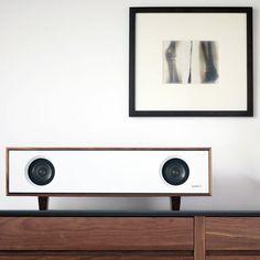 Tabletop HiFi, by Symbol Audio
