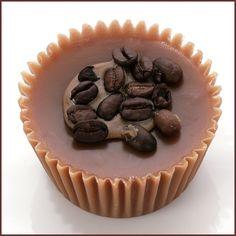 Coffee Soap Cupcake