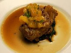 Richard Blais' BBQ Pork Shoulder with Braised Greens and Coffee
