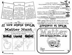 states of matter flippy book matter unit, liquid, flip books, teacher notebook, flippi, classroom scienc, matter stuff, grade, school scienc