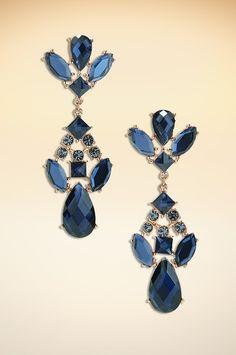 Boston Proper Jeweled earring #bostonproper