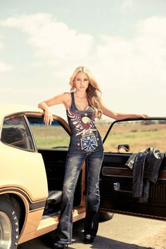 Alt Country Rock Wear, not be def. My sister