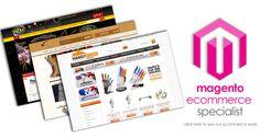 We're certified in #Magento ecommerce website #development