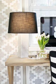 lamp base, table lamps, tile, marbl lamp, diy marbl