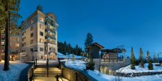 The Constellation Residences at Northstar offer year-round activities from downhill skiing, cross-country skiing, and snowboarding to hiking trails and mountain biking.
