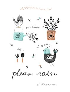 mirdinara: Please Rain