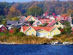 blekinge    Skåne, Sweden