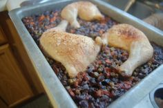 Recipe Collection: Mexican Chicken and Rice with Beans | Modern Alternative Mama