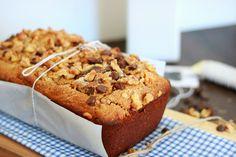 Feeding My Addiction: Easy Gluten Free Chocolate Chip Banana Bread #bananabread #glutenfree #vegan