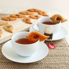Homemade Birdie Teacup Biscuits Recipe to Enjoy with Your Cup of Tea