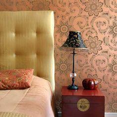 Allover Pattern Stencils | Kimono Allover Stencil | Royal Design Studio