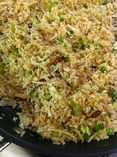 Best Cauliflower Side Dish Ever. Great substitute for fried rice. Paleo