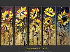 I love sunflower decor.