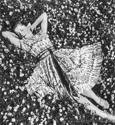 """Joan Fontaine"" – Louise Dahl-Wolfe, 1938. #MKSpring #AllAccessKors"