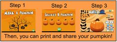 Kleinspiration: Tons of Fun Classroom Halloween Activities!