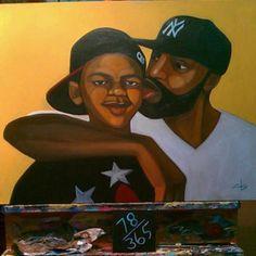 Art for Trayvon Martin
