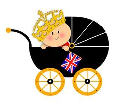 """Kensington Palace announces that the Duchess of Cambridge has given birth to a baby boy. The baby weighed 8lbs 6oz and was born at 4.24pm. """"The Queen and Duke of Edinburgh are delighted at the news,"""" said a Buckingham Palace spokesman."""
