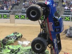 Things To Do This Weekend in El Paso: Monster Trucks, Cirque de Soleil ...