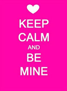 #Valentine's Day ideas #pink #quotes #keepcalm ToniK  ⓦⓡⓐⓟ ⓘⓣ ⓤⓟ #graphics
