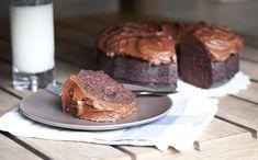 Rootbeer Bundt Cake