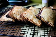 Blueberry Hand Pies by teenytinyturkey, via Flickr