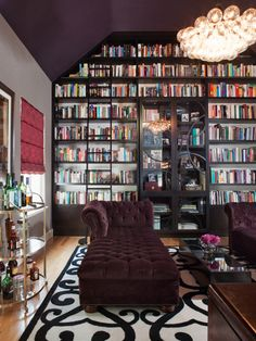 I love that wall of books