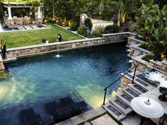 backyard paradise perfect for entertaining