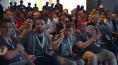 Glassholes out in force at Google IO.