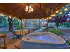 Who wouldn't want a hot tub in their backyard? Eureka, MO Coldwell Banker Gundaker