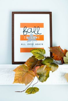 brightsides: [fall] printable