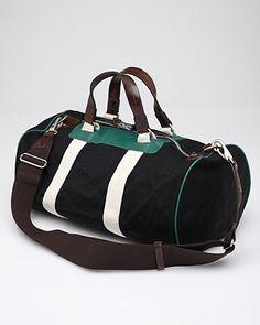 Bill Gym Bag.