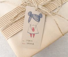 $0.00 FREE Printable Gift Tags fr Heartmade