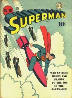 Superman in WWII