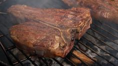 How to Cook Grilled T-Bone Steak With Tomato Chili Sauce