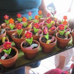 Flower Pot Food
