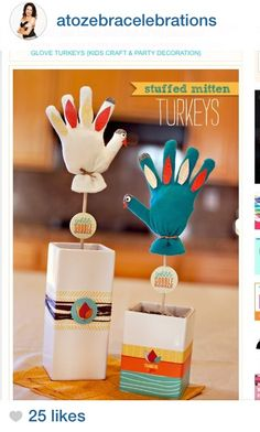 Thanksgiving craft http://www.skylinepest.com/