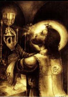 Christ as Priest -  Beautiful!