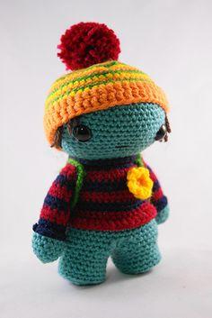Little Bob- no pattern