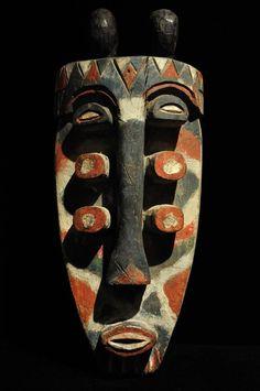 Mask - West Africa
