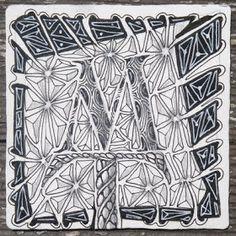 Zentangle: Initially