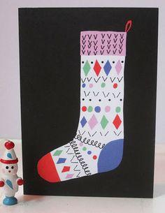 print & pattern: XMAS 2013 - becky baur