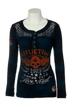 Affliction <3