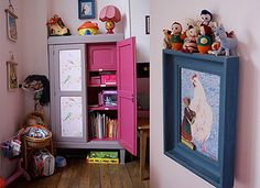 birdsong by baby space interiors, via Flickr