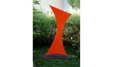 sculptur garden, garden art, outdoor sculptur, steel sculptur