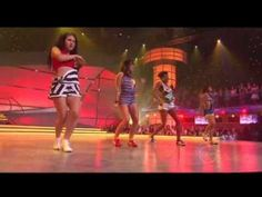 """a dancehall routine to Sean Paul """"Watch Them Roll"""" from SYTYCD Australia"""
