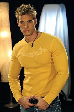 William Levy - Cuban American Actor & Model Those eyes can melt the coldest heart! christians, william levi, color, men style, men fashion, hot guy, beauti peopl, yellow, eye