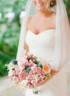 Photography: Justin DeMutiis Photography - justindemutiisphotography.com  Read More: http://www.stylemepretty.com/2014/10/10/boca-raton-resort-wedding-full-of-tropical-elegance/