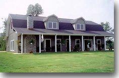 Amazing Barn house